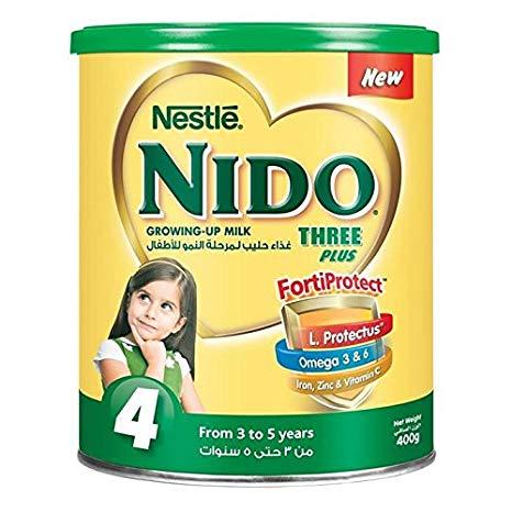NIDO 3 PLUS STAGE 4 400G